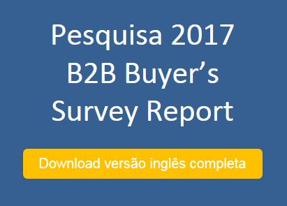Baixe a Pesquisa 2017 sobre o mercado B2B